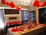 Chinese Birthday Decorations Sweet Sixteen Birthday Party Jennifer Mccollum