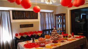 Chinese Birthday Decorations Sweet Sixteen Birthday Party Jennifer Mccollum