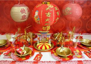 Chinese Birthday Party Decorations Chinese New Year Party Ideas Year Of the Dog Party