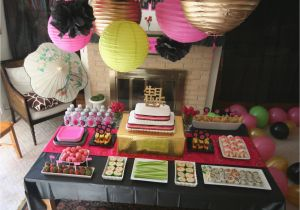 Chinese Birthday Party Decorations Chinese themed Birthday Party Design Dazzle