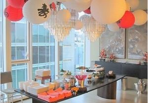 Chinese Birthday Party Decorations Fun 39 N 39 Frolic Chinese New Year Party Decoration Ideas