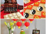 Chinese Birthday Party Decorations Kara 39 S Party Ideas Chinese Inspired Kung Fu Panda themed