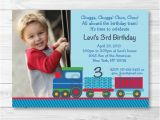 Choo Choo Train Birthday Invitations Cute Choo Choo Train Birthday Invitation Train Birthday