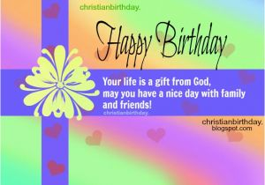 Christian Birthday Cards For Men Spiritual Quotes