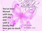 Christian Birthday Cards for Women Happy Birthday to A Blessed Person Free Christian Card