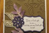 Christian Birthday Gifts for Him Religious Birthday Handmade Card God 39 S Gift by Stampinmemories