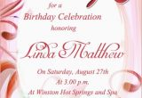 Christian Birthday Invitation Wording 90th Birthday Invitation Wording 365greetings Com