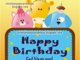 Christian Children S Birthday Cards Happy Birthday Baby Girl Quotes Quotesgram