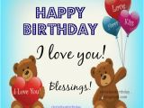 Christian Children S Birthday Cards Happy Birthday I Love You Christian Card Christian