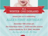 Christmas 1st Birthday Invitations 21 Best Images About Holiday First Birthday Party Ideas On
