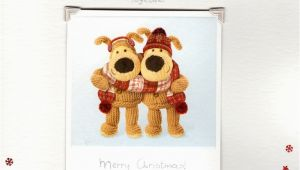 Christmas and Birthday Card together Boofle 1st Christmas together Greeting Card Cards Love