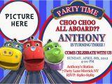 Chuggington Birthday Invitations 35 Best Chuggington Train Party Images On Pinterest