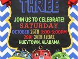 Chuggington Birthday Invitations Chuggington Birthday Invitation Printable by