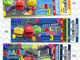 Chuggington Birthday Invitations Chuggington Invitation Train Birthday Invites On Storenvy