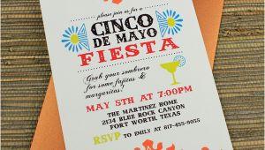 Cinco De Mayo Birthday Invitations Cinco De Mayo Fiesta Invitation Template Download Print