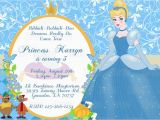 Cinderella Birthday Invitation Template Cinderella Party Invitation Free Printable Cinderella