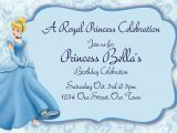 Cinderella Birthday Invitation Wording Cinderella Invitations Template Best Template Collection