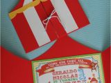 Circus themed 1st Birthday Invitations Best 25 Carnival Party Invitations Ideas On Pinterest
