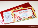 Circus themed 1st Birthday Invitations Invitation Parlour Aidan 39 S Circus Train Party 1st Birthday