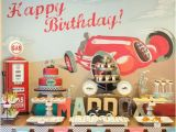 Classic Car Birthday Party Decorations Best 25 Vintage Car Party Ideas On Pinterest Cars
