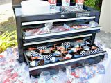 Classic Car Birthday Party Decorations Vintage Race Car Birthday Party A Lo and Behold Life
