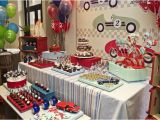 Classic Car Birthday Party Decorations Vintage Race Car themed Birthday Party Planning Ideas