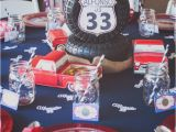 Classic Car Birthday Party Decorations Vintage Truck Birthday Party Spaceships and Laser Beams