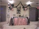 Classy 60th Birthday Party Decorations 60th Birthday Table Decorations Ideas Photograph Elegant 6