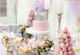 Classy Birthday Party Decorations Kara 39 S Party Ideas Elegant Purple Princess Birthday Party