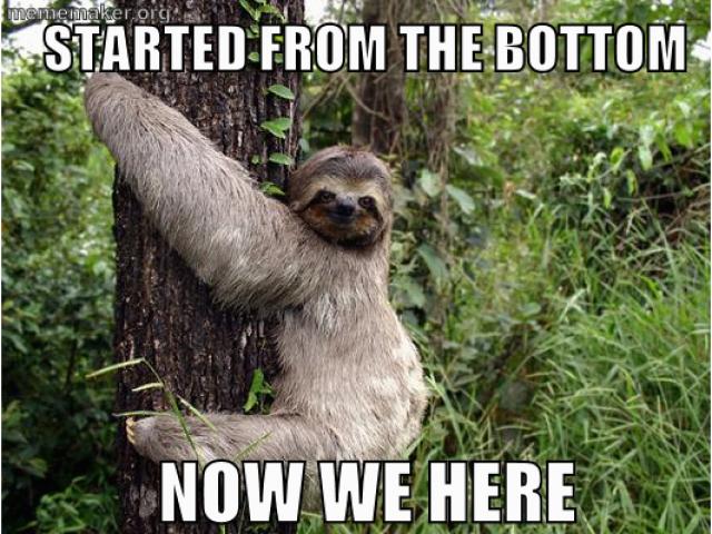 Clean Funny Birthday Memes Sloth Slothmeme Sloth Memes ...