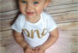 Clothes for First Birthday Girl Baby Girls First Birthday Outfit with Knotted by Bespokedco