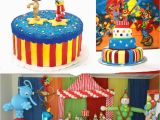 Clown Birthday Party Decorations Birthday Party with Circus Decorations