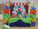 Clown Birthday Party Decorations Circus Balloon Decoration Party Favors Ideas