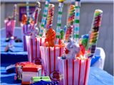 Clown Birthday Party Decorations Kara 39 S Party Ideas Big top Circus Carnival Party Kara 39 S