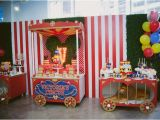 Clown Birthday Party Decorations Kara 39 S Party Ideas Mickey Mouse Circus Birthday Party