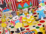 Clown Decorations for Birthday Party 25 Of the Best Birthday Party themes for Kids 5 and