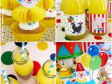 Clown Decorations for Birthday Party My Kids 39 Joint Big top Circus Carnival Birthday Party
