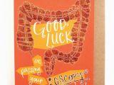 Colonoscopy Birthday Card Greeting Card Colonoscopy by Papermummyco On Etsy