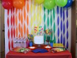 Color Paper Decorations Birthday 25 Best Ideas About Crepe Paper Decorations On Pinterest