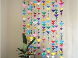 Color Paper Decorations Birthday 36 Birthday Party Decor Ideas