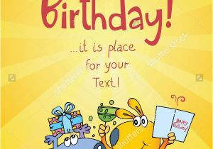 Comic Birthday Cards Free 19 Funny Happy Birthday Cards Free Psd Illustrator