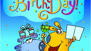 Comic Birthday Cards Free Funny Cartoon Birthday Cards Vector 01 Vector Birthday