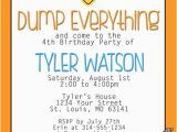 Construction theme Birthday Invitations Construction Birthday Party with Free Printables How to