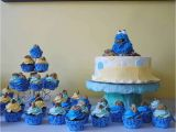 Cookie Monster 1st Birthday Decorations Cookie Monster Birthday Quot 1st Birthday Quot Catch My Party