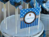 Cookie Monster Birthday Party Decorations Cookie Monster First Birthday Little Wish Parties