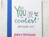 Cool Birthday Cards Online Cool Birthday Card for Lover with Name