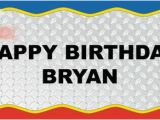 Cool Happy Birthday Banner Best 25 Personalized Birthday Banners Ideas On Pinterest
