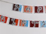 Cool Happy Birthday Banner Happy Birthday Banner From the Cowboy Cool by