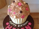 Coolest 40th Birthday Ideas Coolest 40th Birthday Giant Cupcake