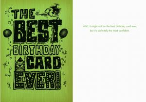 Coolest Birthday Cards 048 the Best Birthday Card Ever Most Confident Bald